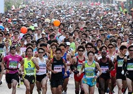 中国马拉松2017赛事