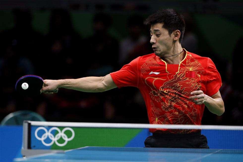 2017乒乓球成都公开赛赛程表