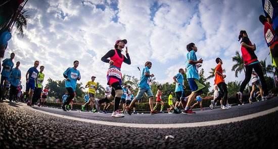2018北京马拉松赛事表 2018北京马拉松路线图 时间图片