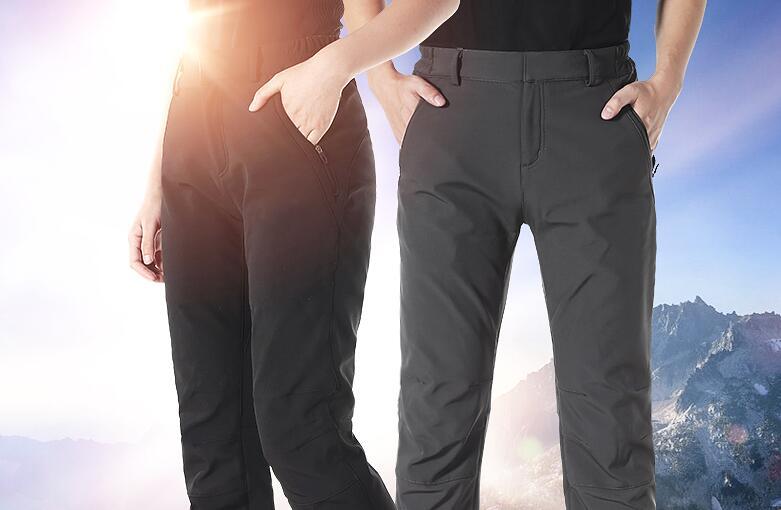 户外软壳裤