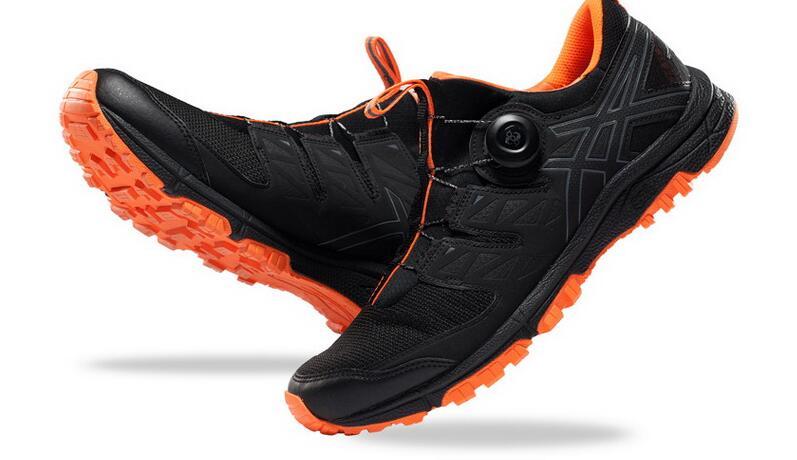 亚瑟士越野跑鞋