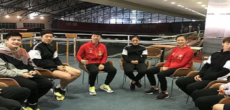 国乒回国赴澳门备战 未来两个月将参加两项赛事