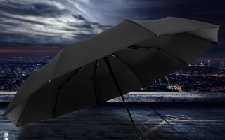 抗雨防晒又加大!你需要的这款晴雨伞仅49元