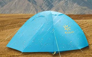 一步到位!防暴雨级别的户外帐篷你需要准备一顶