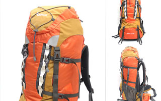 55+10L户外双肩登山包仅售228!周末爬山徒步很实用