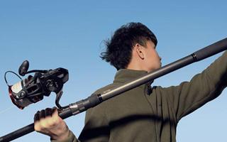 鱼竿有哪些种?手竿,海竿,台钓,远投竿,碳素纤维竿