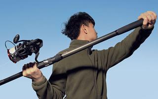 海竿抛竿一般多长就够用了?
