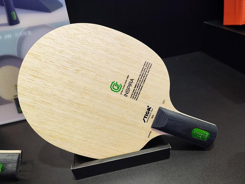 STIGA斯帝卡灵感碳素底板!7层进攻型乒乓球拍